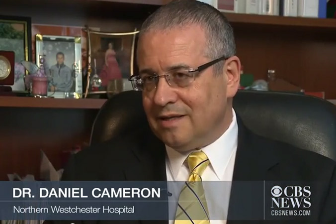 Daniel Cameron, MD has been at the forefront of Lyme disease research and treatment since the late 1980s.