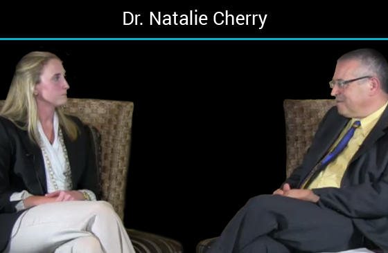 Conversation With Dr. Natalie Cherry