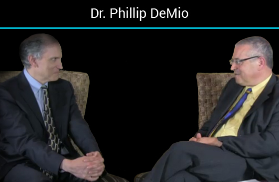 Conversation With Dr. Phillip DeMio