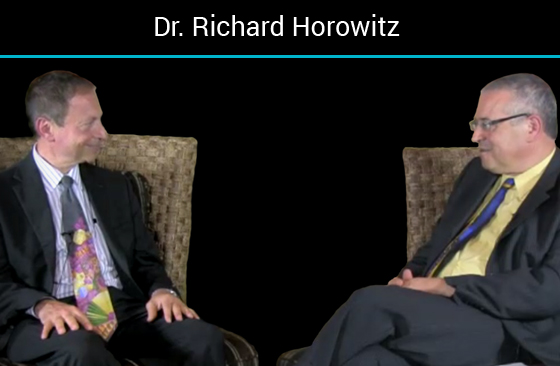 Conversation With Dr. Richard Horowitz